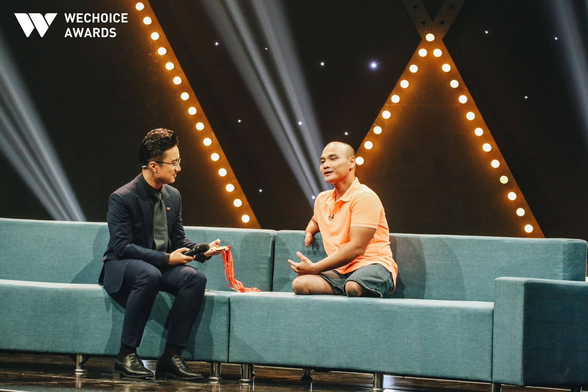 Kình ngư không chân Nguyễn Hồng Lợi: Tôi vẫn tự hào nói đùa với các bạn là tôi có dấu chân tròn trên cát! - Ảnh 7.