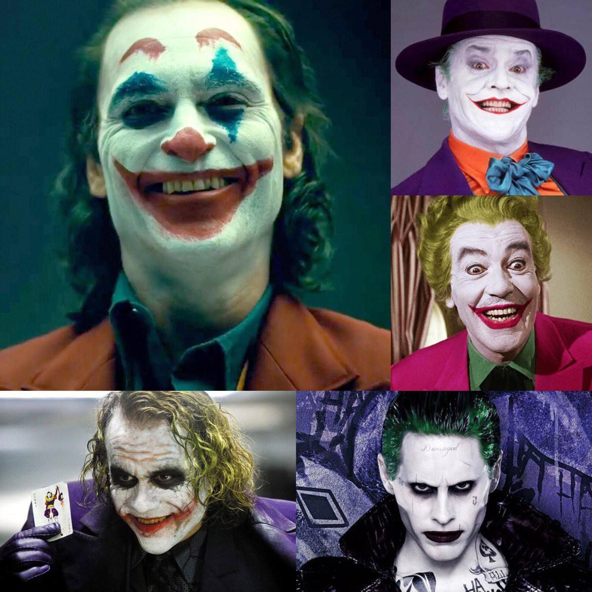 Tung tạo hình thường dân chưa lâu, Joker mới đã hiện nguyên hình gã hề