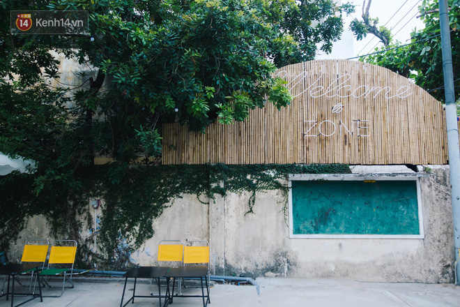 Zone Đà Nẵng: Khu tổ hợp cho giới trẻ đầu tiên tại Đà Nẵng rộng 1200m2 - Ảnh 1.