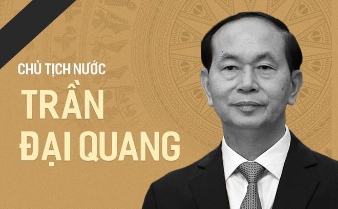 Tổ chức quốc tang Chủ tịch nước Trần Đại Quang trong 2 ngày 26 và 27/9 - Ảnh 1.