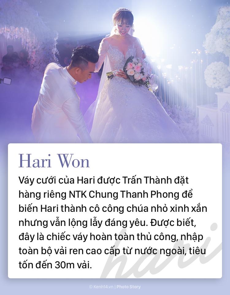 Khi Nhã Phương, Tú Anh, Mai Ngọc, Hari Won cùng so kè váy
