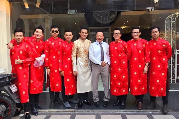 Những dàn phù dâu, phù rể toàn trai xinh gái đẹp khiến đám cưới của sao Việt hot hơn bao giờ hết - Ảnh 11.