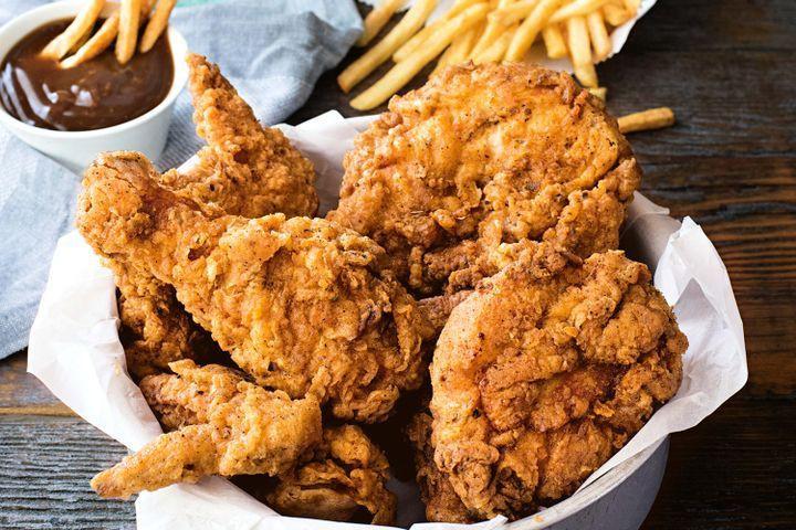 6 loại thực phẩm cần tránh ăn trong ngày đèn đỏ nếu không muốn sức khỏe xuống dốc nhanh - Ảnh 3.