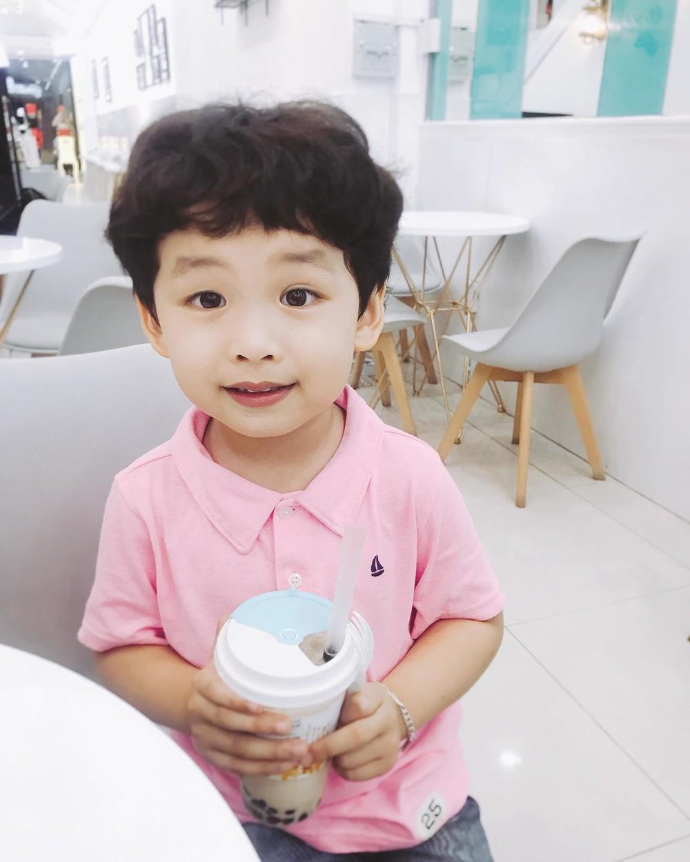 Dàn nhóc tỳ nhà sao Việt hào hứng đón Tết Trung thu 2018 - Ảnh 11.