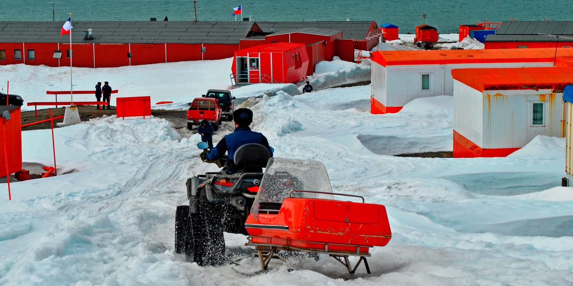 Ngôi làng nên thơ kỳ lạ giữa Nam Cực buộc bạn phải cắt bỏ một phần nội tạng nếu muốn định cư - Ảnh 3.