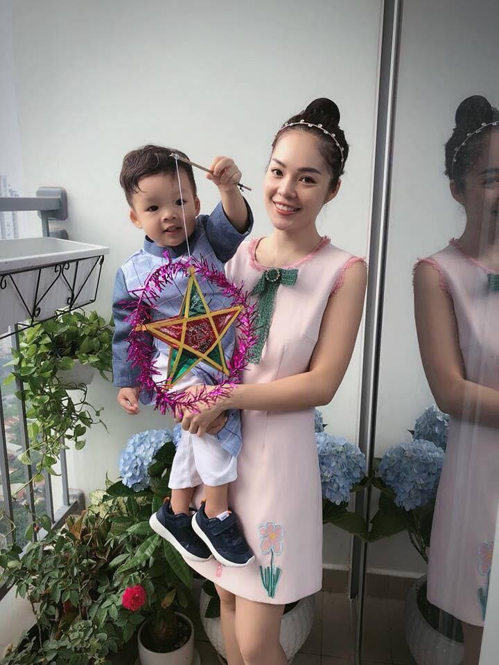 Dàn nhóc tỳ nhà sao Việt hào hứng đón Tết Trung thu 2018 - Ảnh 17.