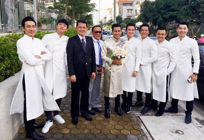 Những dàn phù dâu, phù rể toàn trai xinh gái đẹp khiến đám cưới của sao Việt hot hơn bao giờ hết - Ảnh 14.