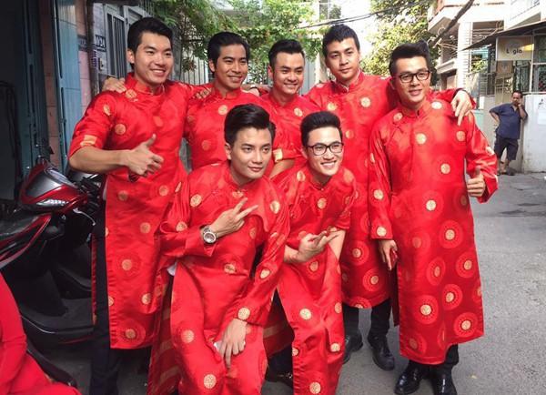 Những dàn phù dâu, phù rể toàn trai xinh gái đẹp khiến đám cưới của sao Việt hot hơn bao giờ hết - Ảnh 12.