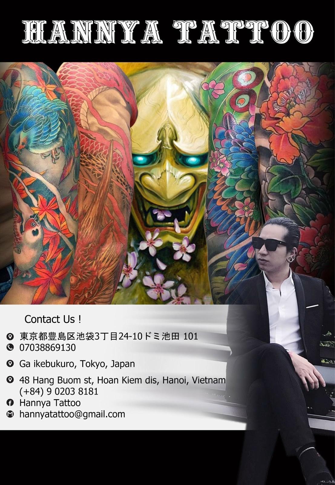 Từ Hà Nội tới Tokyo: Câu chuyện chàng nghệ sĩ đưa nghệ thuật xăm Việt tới Nhật Bản - Ảnh 4.
