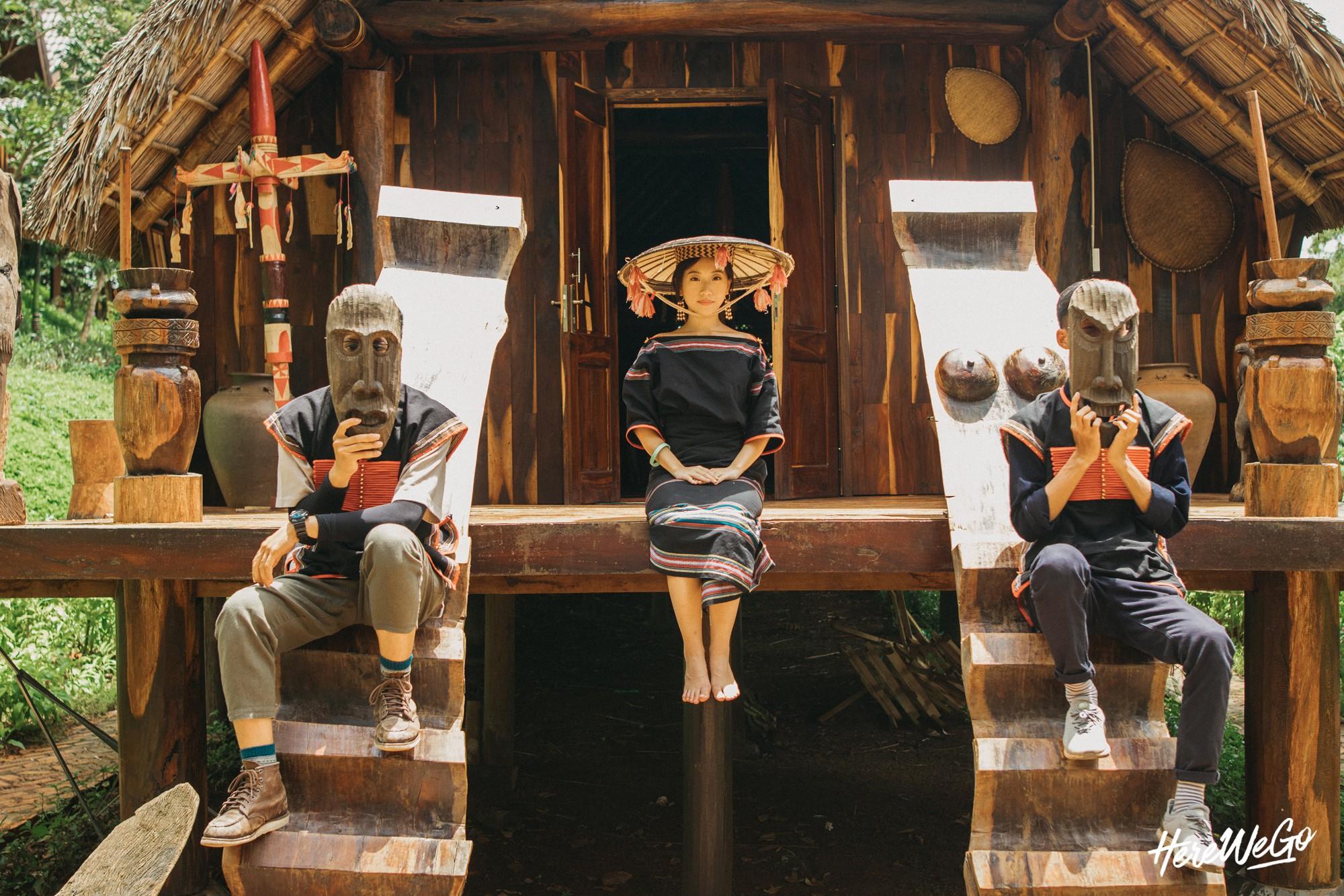 Du lịch Tây Nguyên: Dừng chân lại lắng nghe hơi thở Tây Nguyên - Ảnh 12.