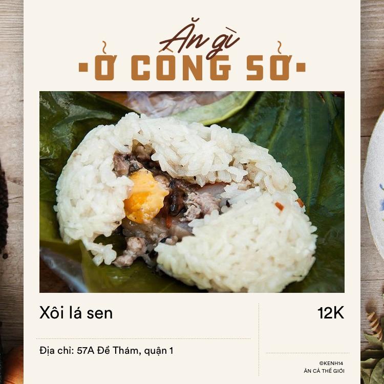 Cuối tháng hết tiền, dân công sở Sài Gòn hãy nhớ ngay những món ăn vừa chắc bụng vừa rẻ này - Ảnh 4.