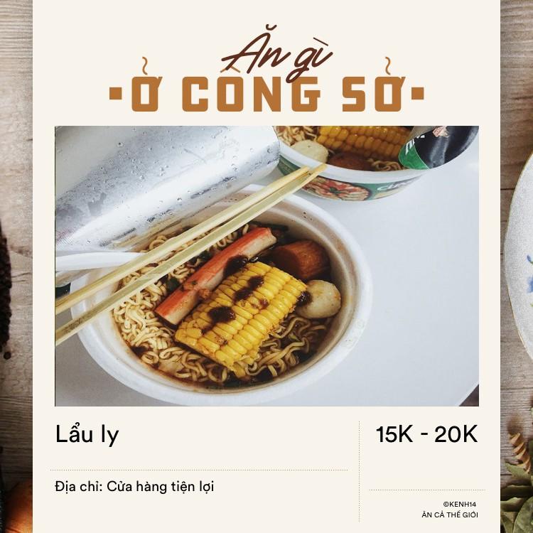 Cuối tháng hết tiền, dân công sở Sài Gòn hãy nhớ ngay những món ăn vừa chắc bụng vừa rẻ này - Ảnh 1.