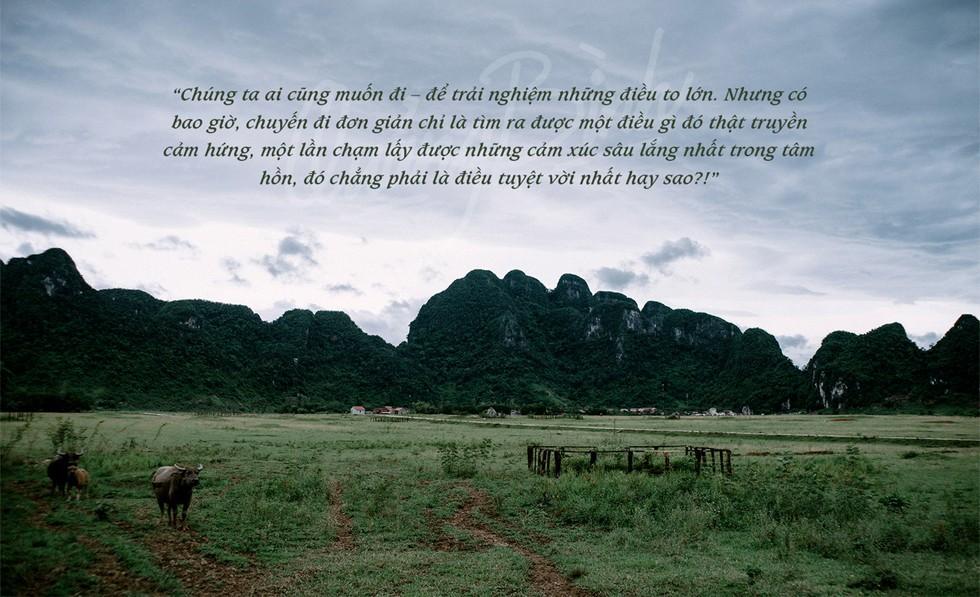 """Cứ tưởng Quảng Bình khô khan, ai ngờ là còn có một Tú Làn cho những kẻ """"muốn đi đâu xa, gặp ai đó lạ"""" - Ảnh 16."""