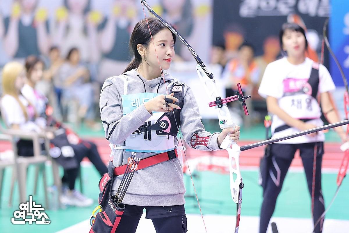 Dàn Idol đình đám Kpop đẹp khó cưỡng tại đại hội thể thao tết Trung thu - Ảnh 2.