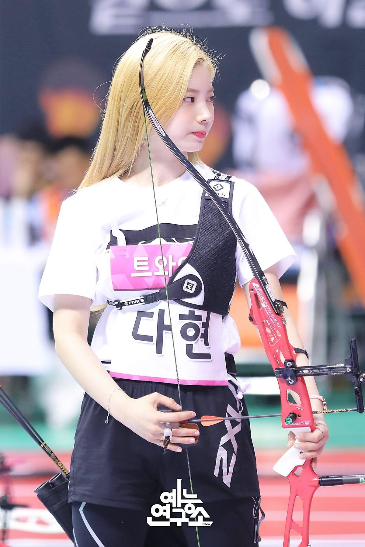 Dàn Idol đình đám Kpop đẹp khó cưỡng tại đại hội thể thao tết Trung thu - Ảnh 5.