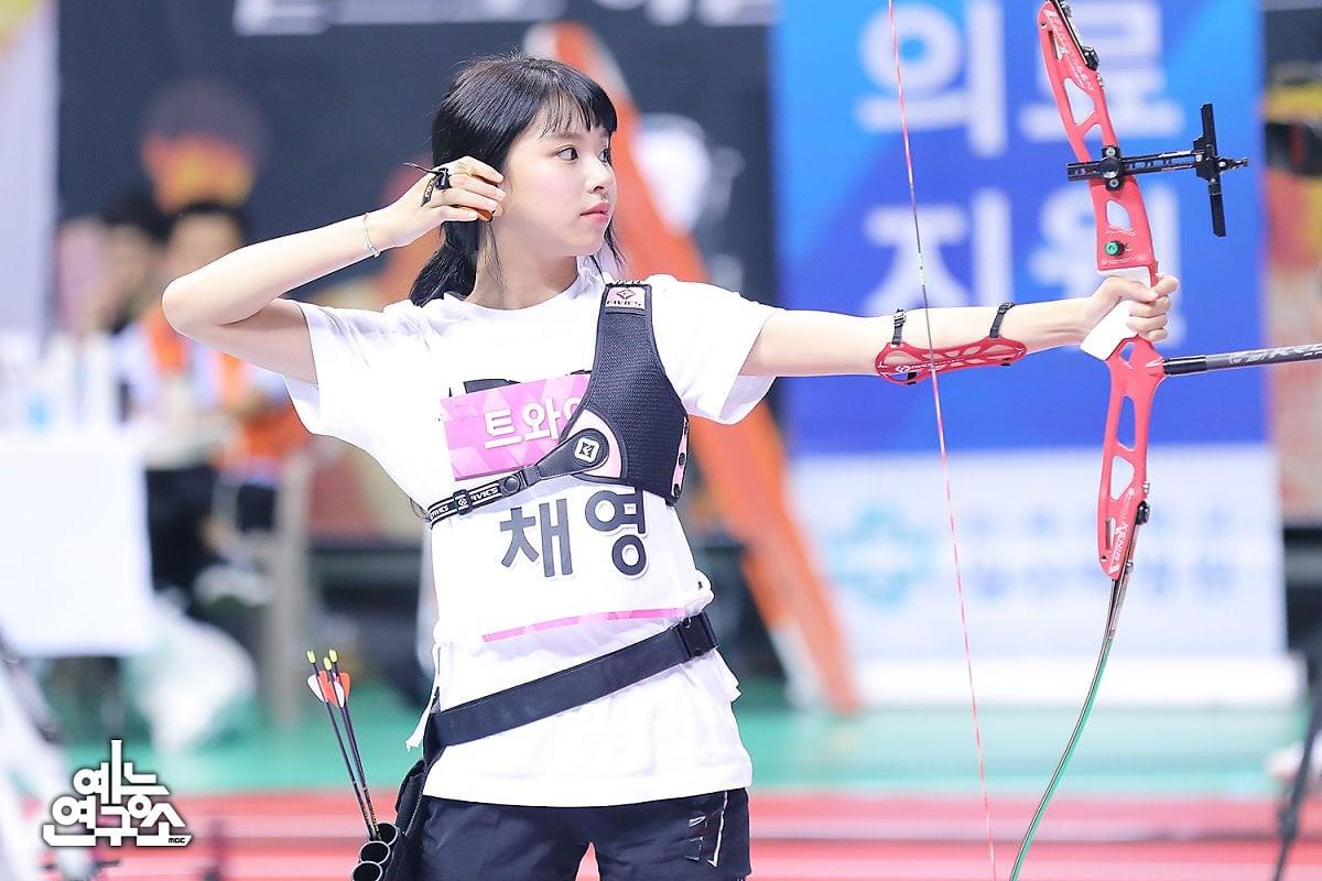 Dàn Idol đình đám Kpop đẹp khó cưỡng tại đại hội thể thao tết Trung thu - Ảnh 6.