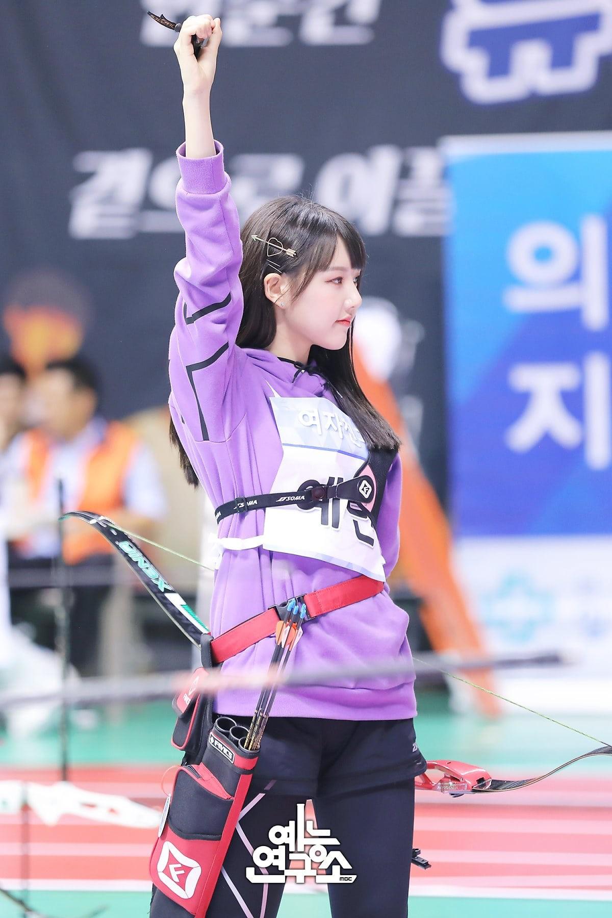 Dàn Idol đình đám Kpop đẹp khó cưỡng tại đại hội thể thao tết Trung thu - Ảnh 7.