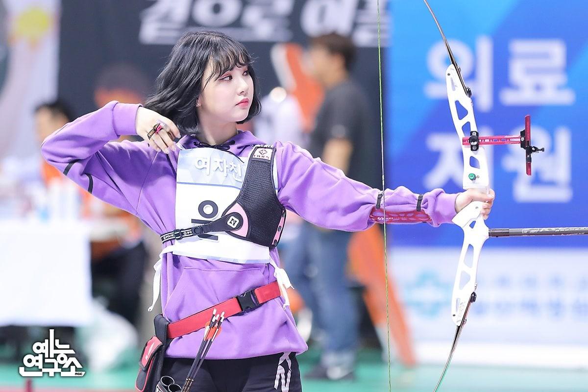 Dàn Idol đình đám Kpop đẹp khó cưỡng tại đại hội thể thao tết Trung thu - Ảnh 9.