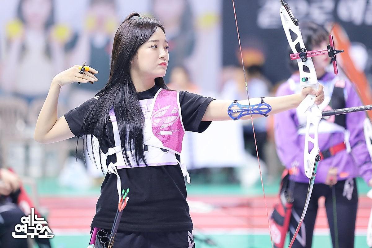 Dàn Idol đình đám Kpop đẹp khó cưỡng tại đại hội thể thao tết Trung thu - Ảnh 10.