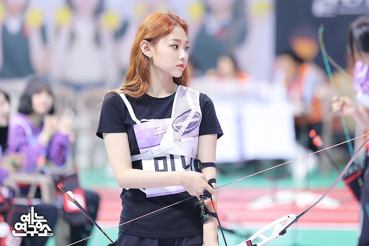 Dàn Idol đình đám Kpop đẹp khó cưỡng tại đại hội thể thao tết Trung thu - Ảnh 11.