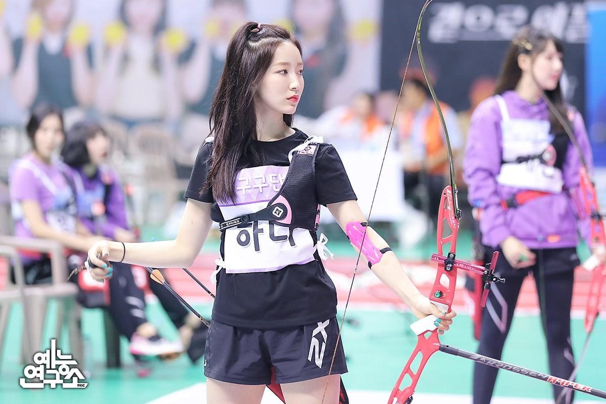Dàn Idol đình đám Kpop đẹp khó cưỡng tại đại hội thể thao tết Trung thu - Ảnh 12.