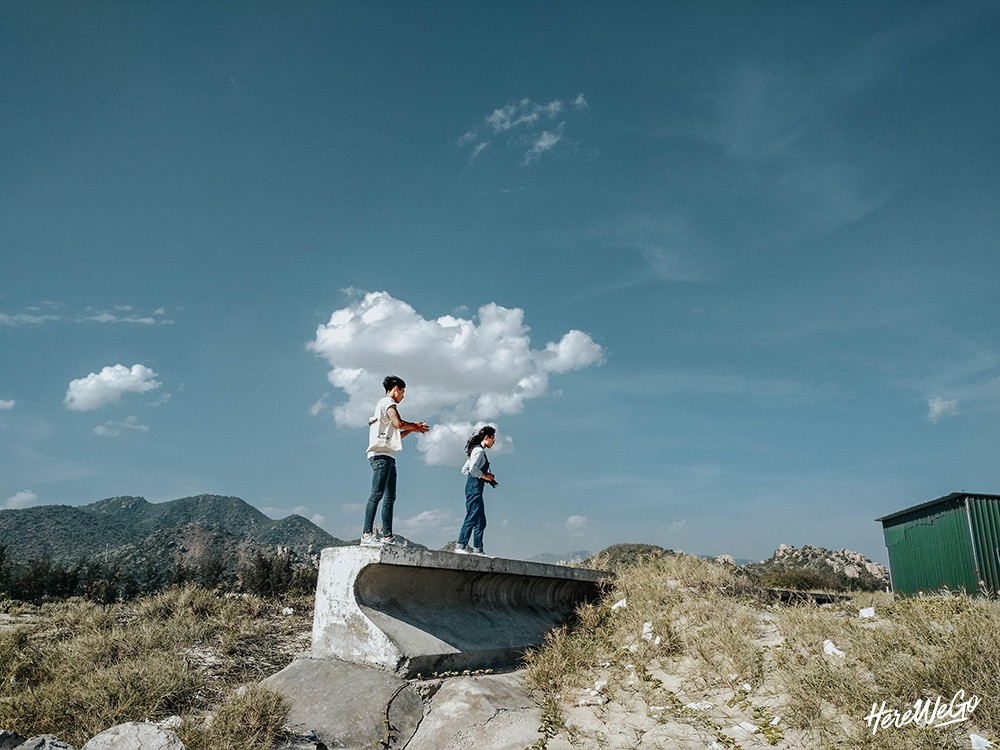 Ninh Thuận: Vị ngọt nơi nắng gió, khắc nghiệt đất trời - Ảnh 38.