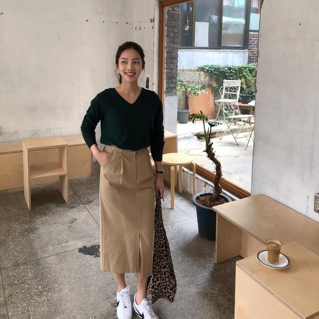 15 set đồ đến từ street style Châu Á sẽ cho bạn phong cách chuẩn quý cô thanh lịch - Ảnh 2.