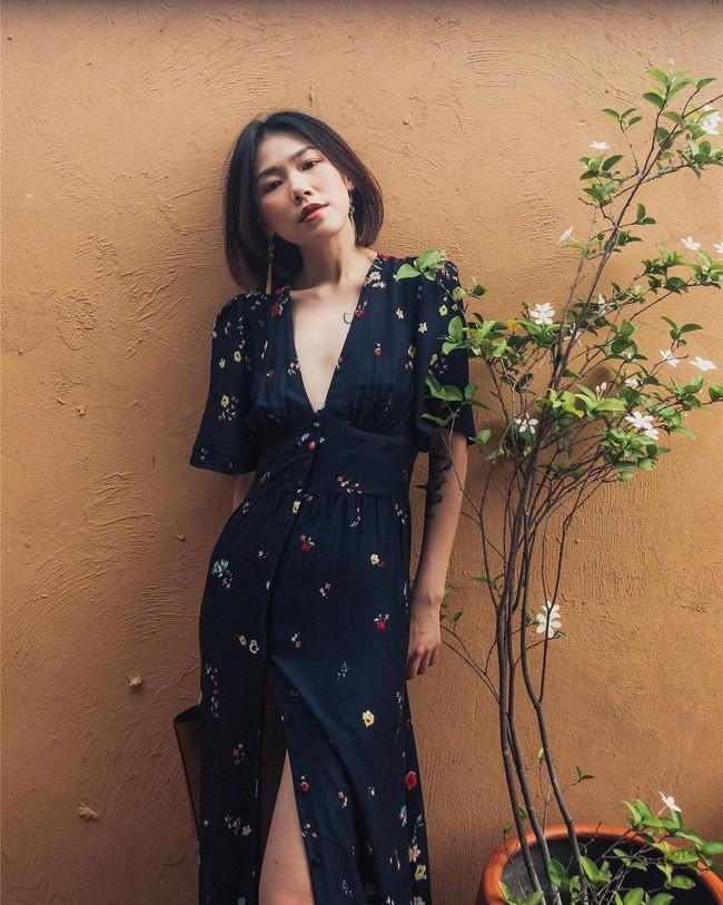 15 set đồ đến từ street style Châu Á sẽ cho bạn phong cách chuẩn quý cô thanh lịch - Ảnh 3.