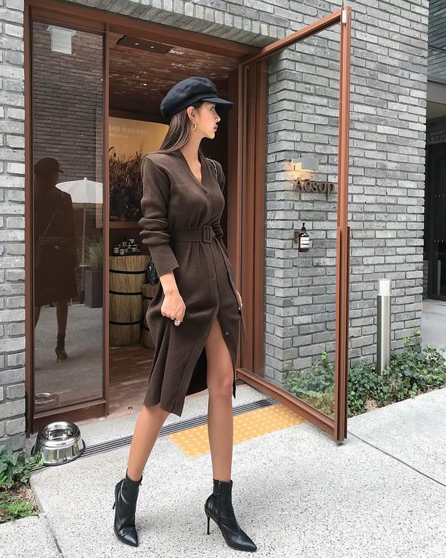 15 set đồ đến từ street style Châu Á sẽ cho bạn phong cách chuẩn quý cô thanh lịch - Ảnh 4.