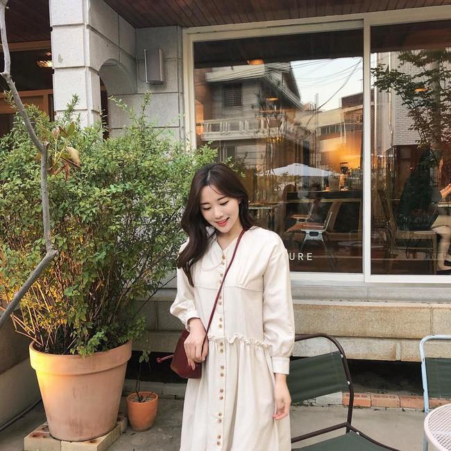 15 set đồ đến từ street style Châu Á sẽ cho bạn phong cách chuẩn quý cô thanh lịch - Ảnh 5.