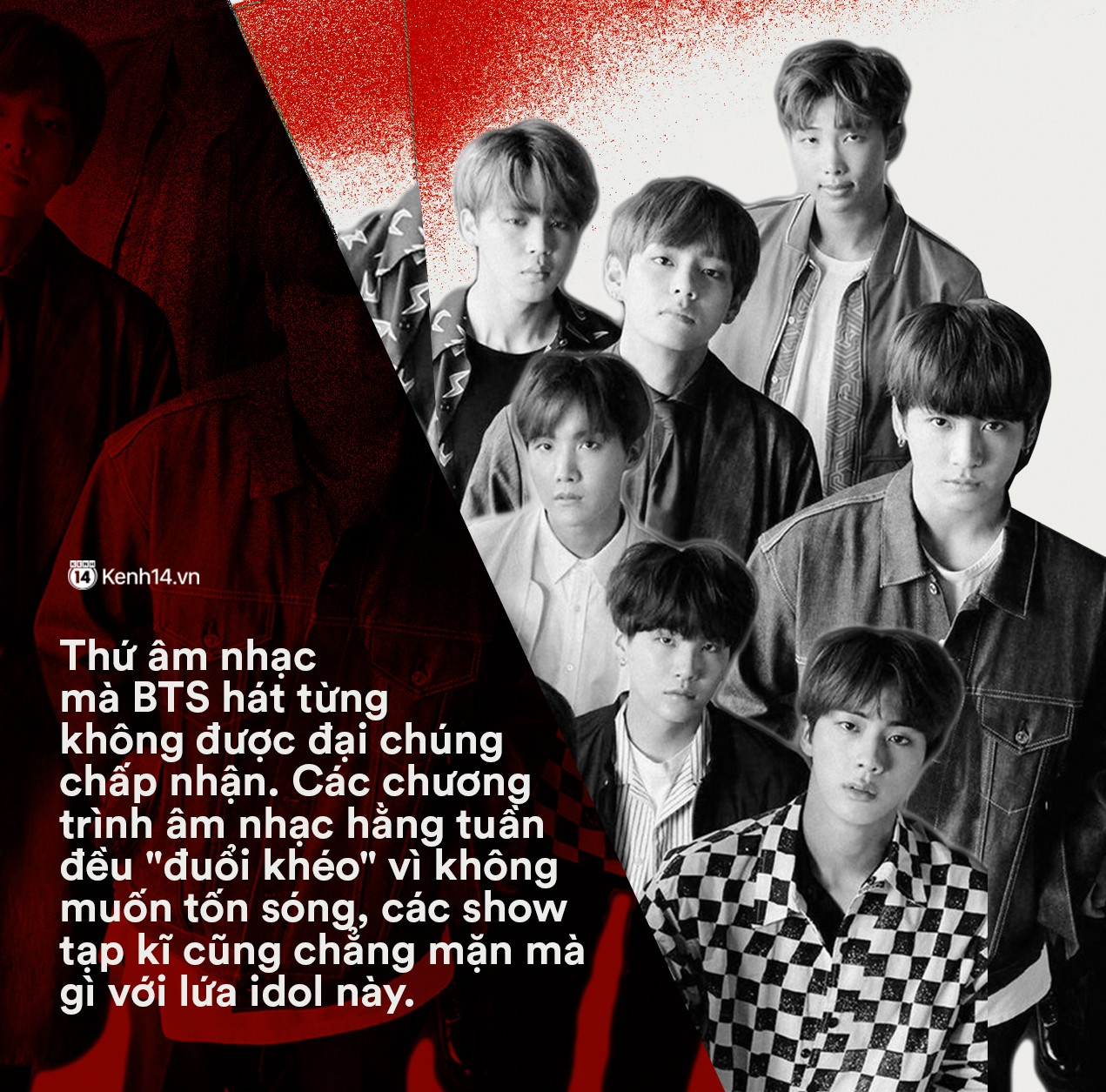 Trưởng nhóm RM (BTS) - Chàng idol từng bị tẩy chay vì ngoại hình và đại diện tiếng nói cho người trẻ tại Liên Hợp Quốc - Ảnh 4.