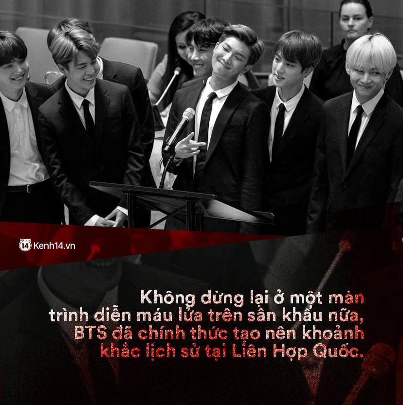 Trưởng nhóm RM (BTS) - Chàng idol từng bị tẩy chay vì ngoại hình và đại diện tiếng nói cho người trẻ tại Liên Hợp Quốc - Ảnh 6.