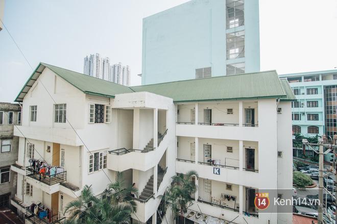 Khám phá ký túc xá của ngôi trường có kiến trúc đẹp nhất nhì Việt Nam, nơi sinh viên ăn-ngủ-sinh hoạt cùng bảng màu, giá vẽ - Ảnh 3.