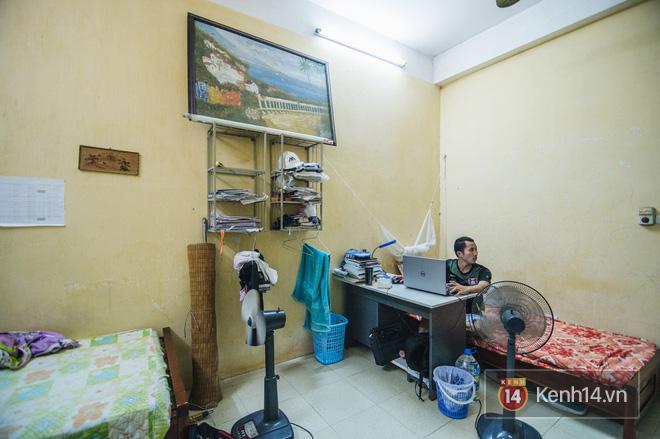 Khám phá ký túc xá của ngôi trường có kiến trúc đẹp nhất nhì Việt Nam, nơi sinh viên ăn-ngủ-sinh hoạt cùng bảng màu, giá vẽ - Ảnh 15.
