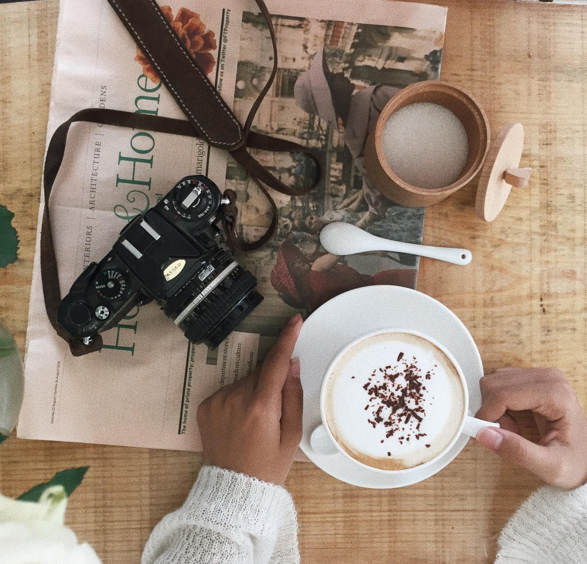 3 quán cà phê mới toanh ở Đà Lạt: Đi 1 lần chụp ảnh sống ảo dùng cả năm - Ảnh 11.