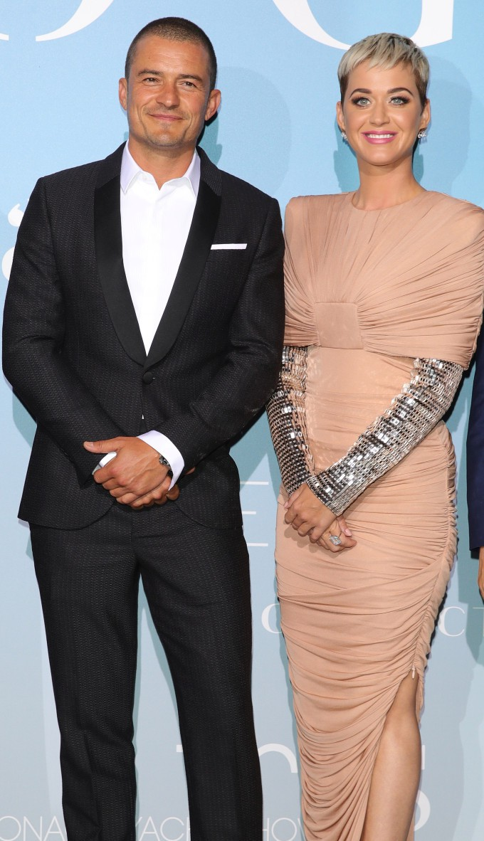 Orlando Bloom 41 tuổi vẫn quá phong độ, khiến bạn gái Katy Perry mải ngắm nhìn tại sự kiện - Ảnh 2.