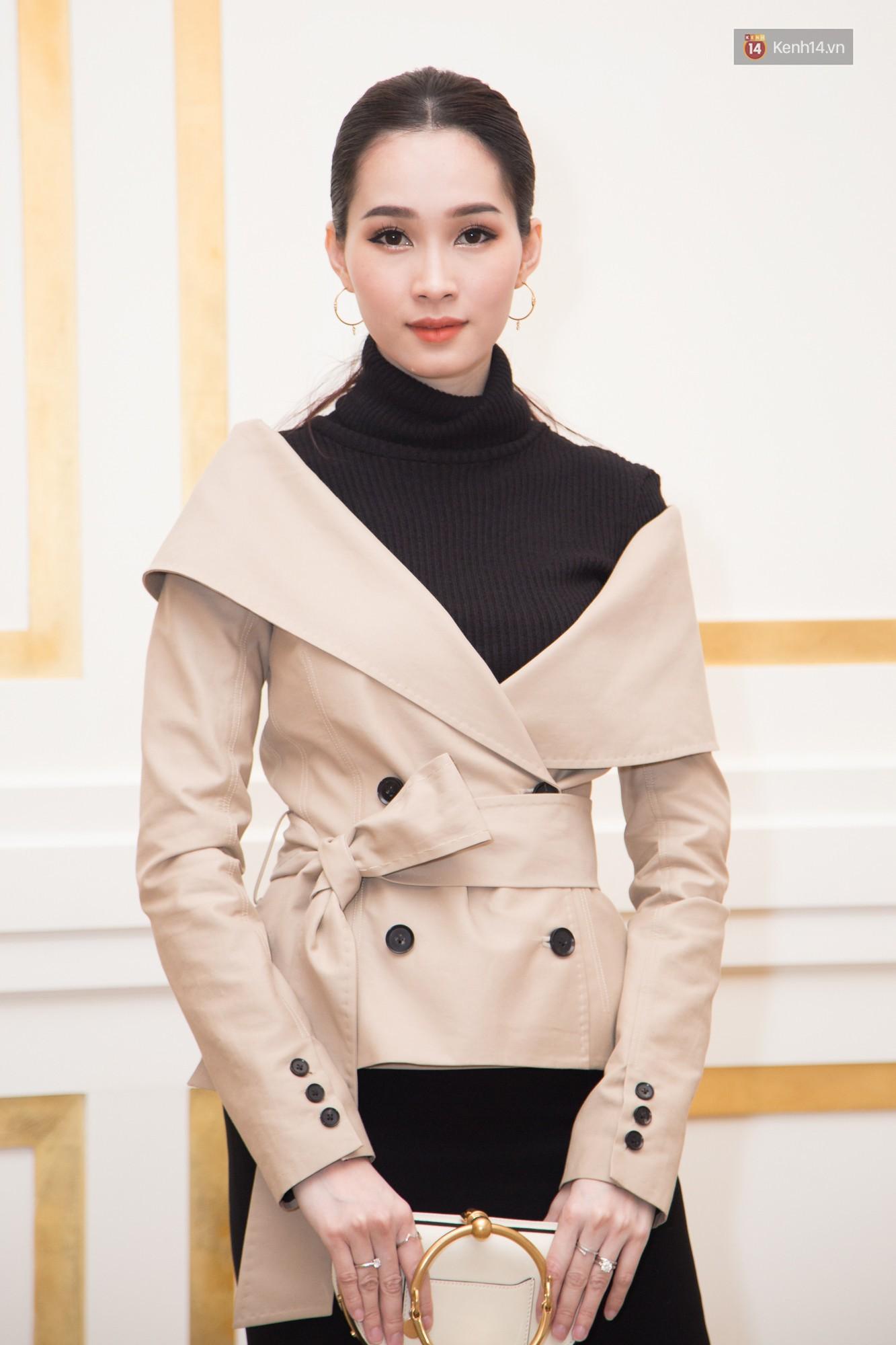 Từ Hương Giang, Hà Tăng đến Châu Bùi, Quỳnh Anh Shyn đều đang lăng xê nhiệt tình tóc ngôi giữa - Ảnh 3.