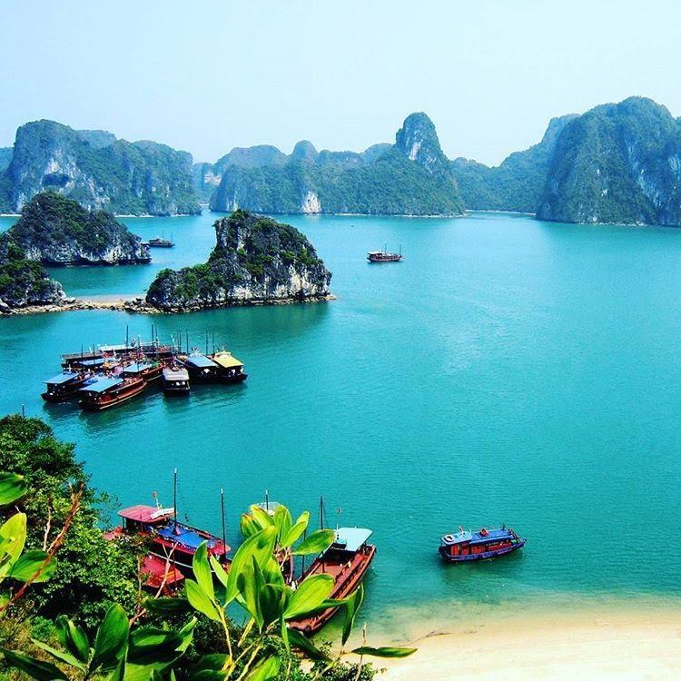 Ngất ngây trước vẻ đẹp của bờ biển Việt Nam và chỉ xem thôi đã muốn xách ba lô lên mà đi - Ảnh 1.