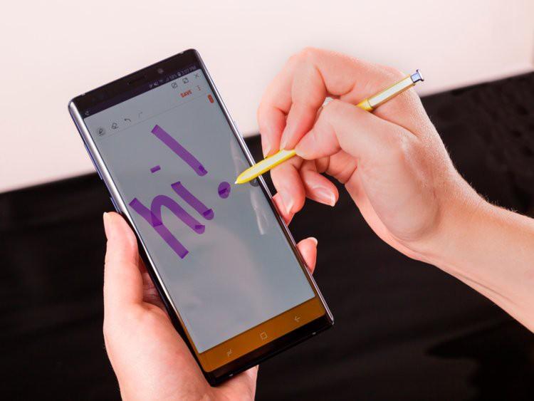 So găng iPhone XS Max và Galaxy Note 9: Cuộc đấu gay gắt của các ông hoàng smartphone - Ảnh 4.