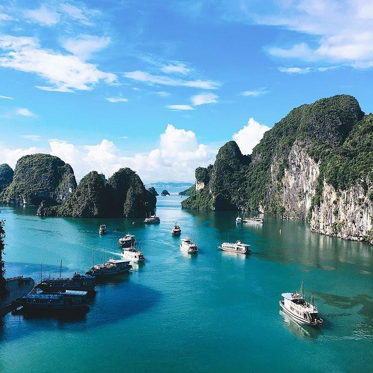 Ngất ngây trước vẻ đẹp của bờ biển Việt Nam và chỉ xem thôi đã muốn xách ba lô lên mà đi - Ảnh 3.