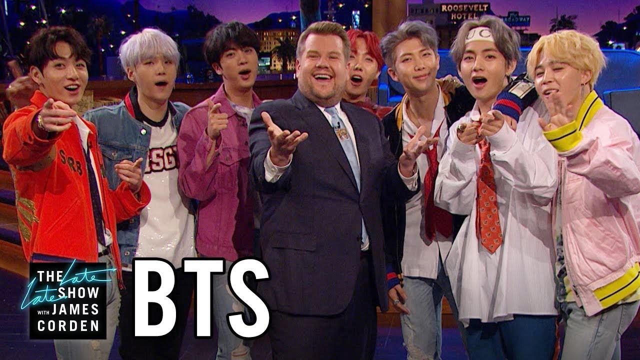Nghỉ chơi với sân nhà Hàn Quốc, BTS giờ là khách mời thường xuyên của show Mỹ - Ảnh 7.