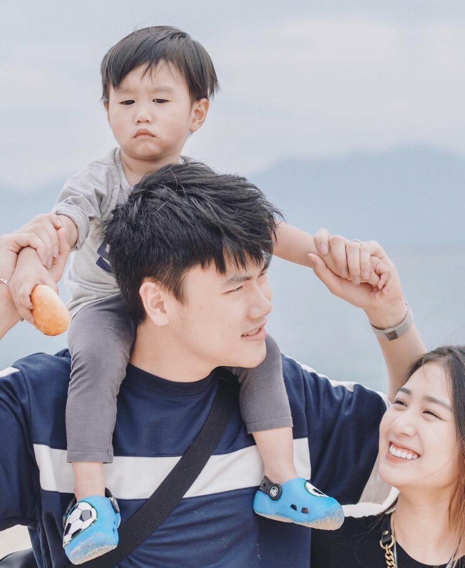 Trang Lou chia sẻ câu chuyện làm mẹ khi còn trẻ, tiết lộ những thay đổi từ khi có Xoài - Ảnh 5.