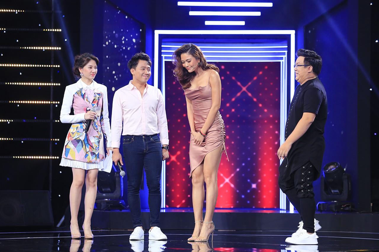 Hari Won không muốn Trấn Thành đứng gần người đẹp Mâu Thủy - Ảnh 3.