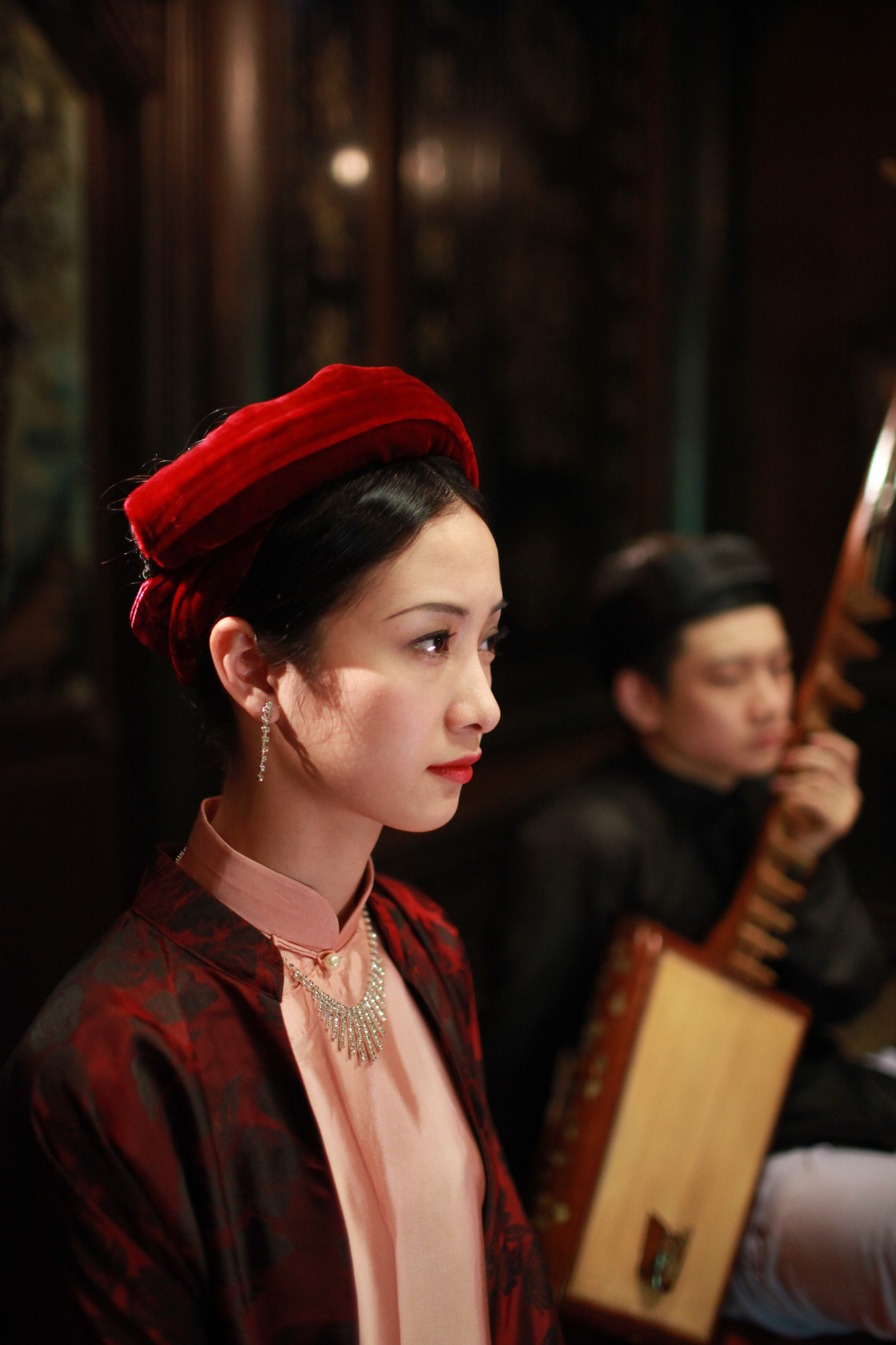 Jun Vũ trong Người Bất Tử: Tập hát ả đào và thoải mái đóng cảnh nóng - Ảnh 8.