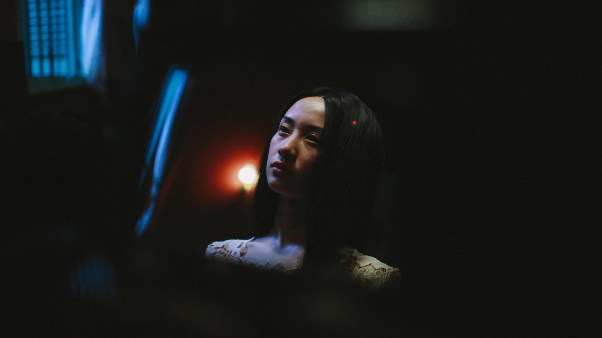 Jun Vũ tập hát ả đào, thoải mái đóng cảnh nóng trong Người Bất Tử - Ảnh 10.