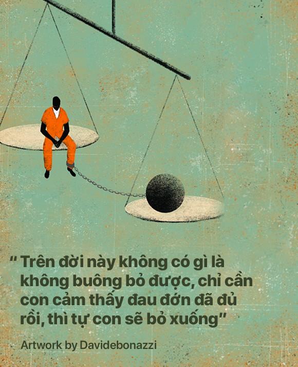 Trên đời này không có gì không buông bỏ được, khi đau đớn đủ rồi thì tự sẽ bỏ xuống mà thôi - Ảnh 1.