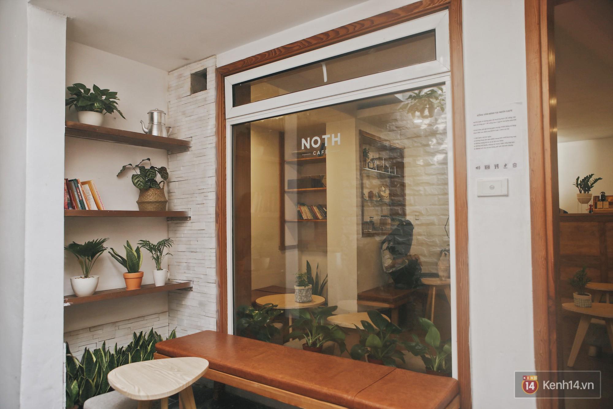 Hà Nội: 3 quán cà phê xanh mướt, mát rượi cực hợp để đi vào những ngày đầu thu - Ảnh 26.