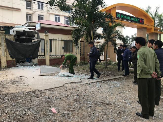 Hai anh em chế mìn cho nổ cây ATM ngân hàng Vietinbank - Ảnh 3.