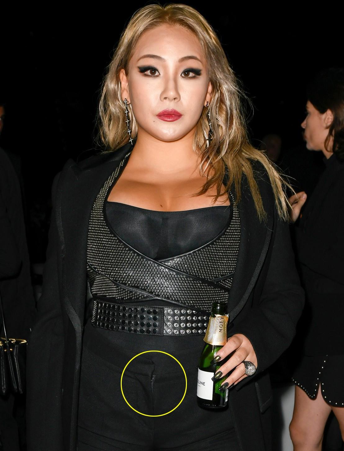 Nhìn thấy hình ảnh mới nhất của CL tại show Celine, bạn sẽ biết bao tin đồn giảm cân thành công chỉ là dối trá - Ảnh 2.