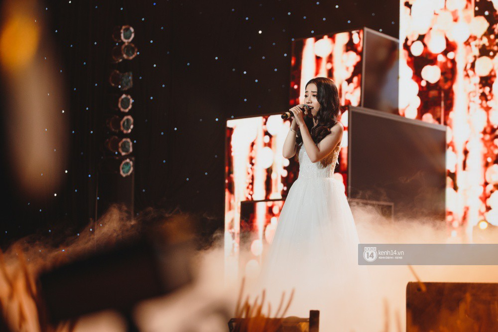 Khoảnh khắc đẹp của dàn sao Việt-Hàn trong show diễn đêm qua khiến khán giả bùng nổ - Ảnh 7.